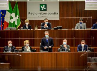 Lombardia capro espiatorio. La protesta dei governatori
