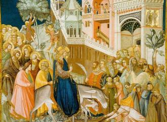 Gesù a Gerusalemme, il Re va verso la Passione che salva
