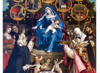 La Madonna e il Rosario, l'arma per vincere ogni battaglia