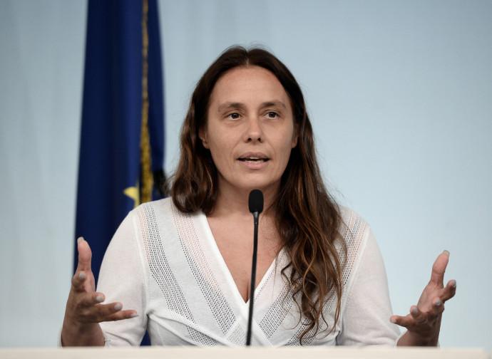 Alessandra Locatelli, neo ministro della Famiglia