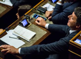 Per vendetta e per potere: così Renzi tesse la tela