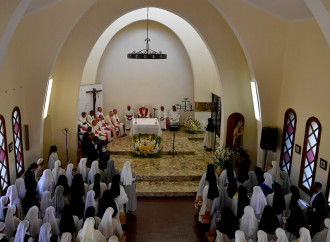 """""""Io e Santa Teresa"""", il papa parla della sua amica santa"""