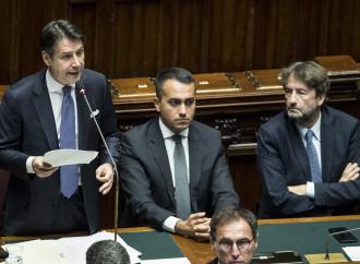 Anti Salvini, giacobino e statalista: il collante rossogiallo