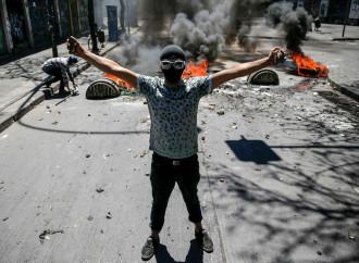 I disordini in Cile? Figli del castro-chavismo