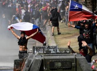 """""""Dramma Cile, ma Piñera paga una crisi non solo sua"""""""