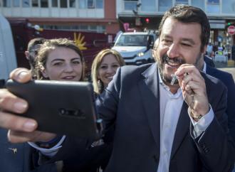 Salvini: «Abbiamo bisogno di curare anche l'anima»