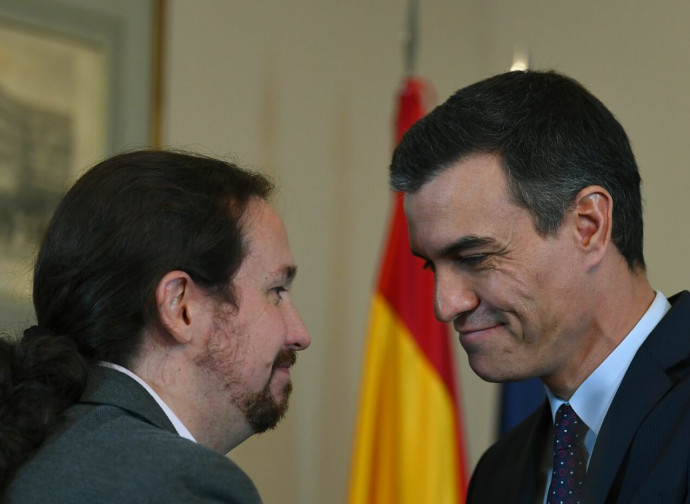 Sanchez e Iglesias