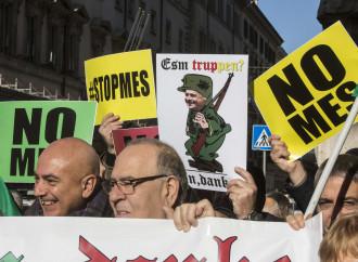 Soldi europei solo tra un anno: torna lo scontro sul MES