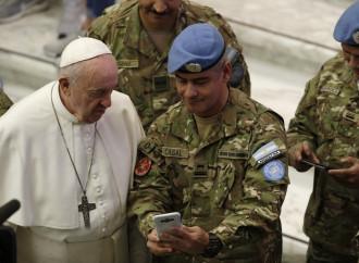 Niente Cina nel bilancio politico del Papa