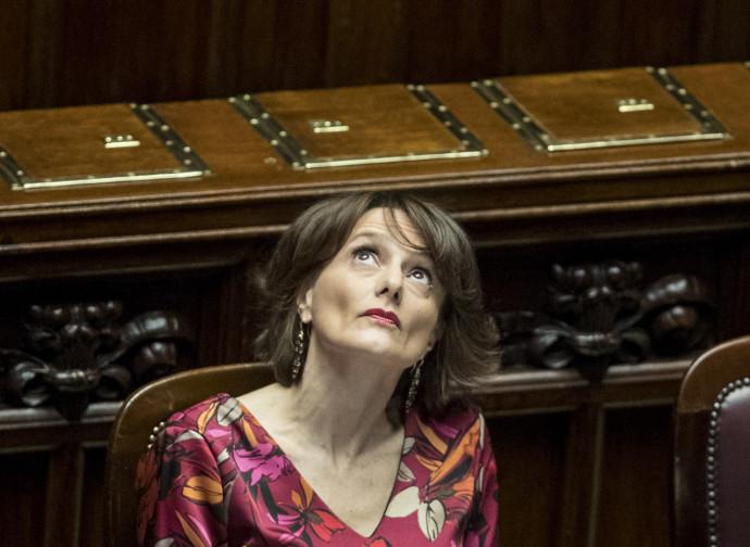 Il ministro Elena Bonetti