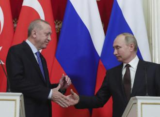 Accordo Erdogan-Putin, un successo politico per due
