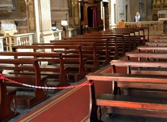 Chiese aperte, ma chiuse: i vescovi ostaggio del Governo