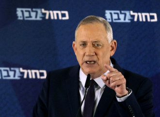 Israele, Gantz conta su una maggioranza innaturale