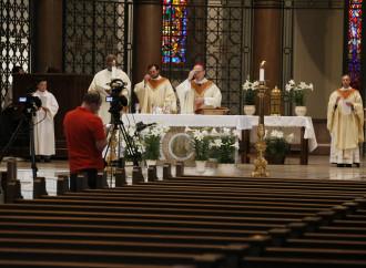 No a Messe in streaming e culto vietato: c'è un diritto di Dio