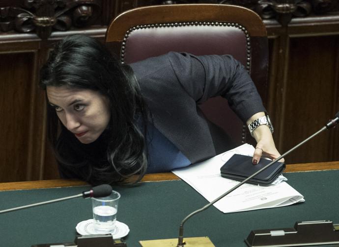 Il ministro dell'Istruzione Azzolina