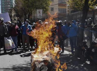 Chiesa, unica garanzia nell'inferno boliviano