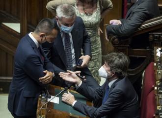 Santa alleanza Pd-5 Stelle, per il governo processo farsa