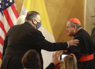 Vaticano e Usa, è crisi: Parolin e Pompeo ai ferri corti