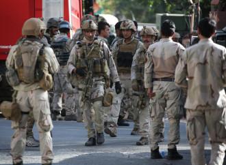 Gli Usa raccolgono diffidenza tra Kabul, Iraq e Siria