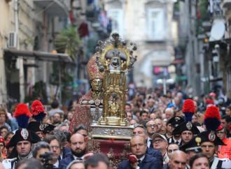 San Gennaro, carne e sangue di una fede concreta