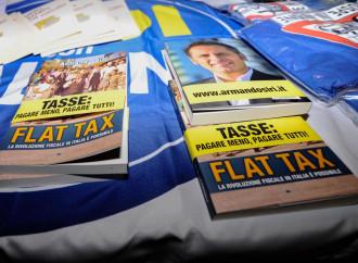"""""""Flat tax solo con meno spesa e soglie di reddito più alte"""""""