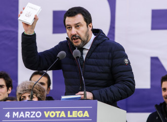 Salvini e il Vangelo? Lo giudicheremo su quello