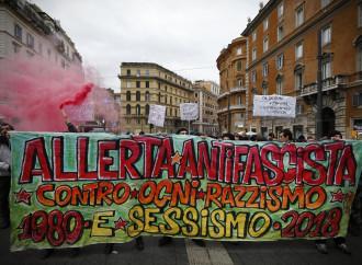 Sinistra umiliata perché ferma all'Antifascismo