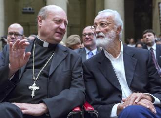 Rep alla vaticana, il gioco delle parti del giornale partito