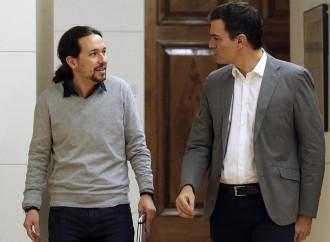 Spagna oscurantista, l'Ue sospetta del governo rosso