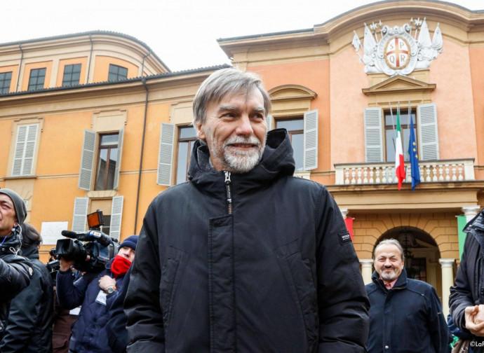 Graziano Delrio, già sindaco di Reggio Emilia