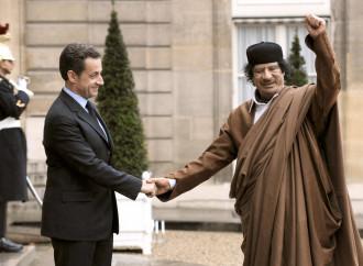 Sarkozy e la menzogna delle primavere arabe