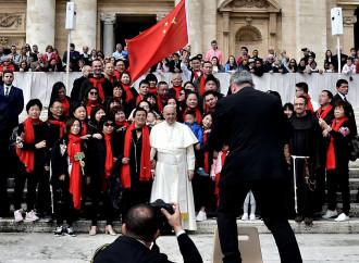 Il Papa scrive ai cinesi, ma nel cammino non si vede libertà