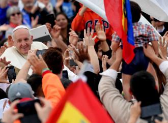 """50 anni in Cammino, i """"Neocat"""" incontrano il Papa"""