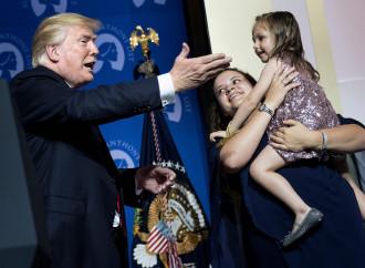 «Proteggere ogni vita». Trump conferma la vocazione pro life