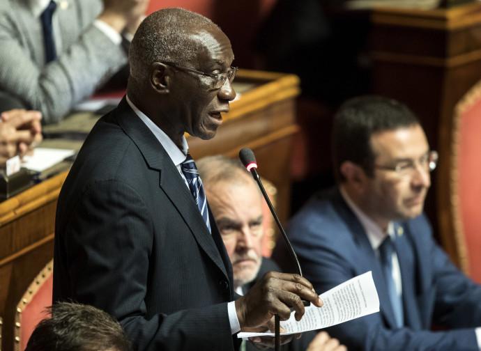 Toni Iwobi al Senato