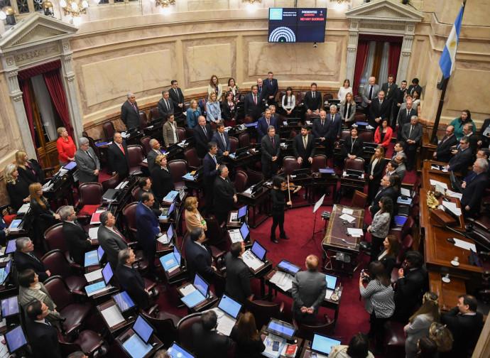 Il Senato Argentino