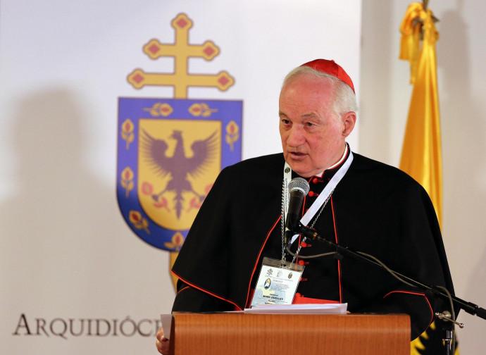Il prefetto dei vescovi Ouellet