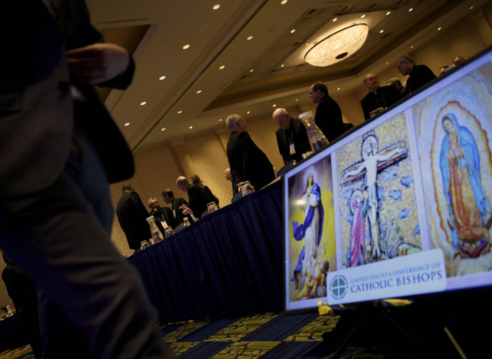 I vescovi Usa Riuniti a Baltimora