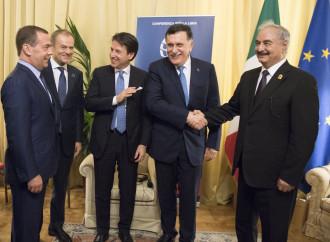 Libia, successo o no? Intanto l'asse Italia-Russia funziona