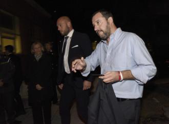 Democrazia diretta, farsa che rafforza Salvini e spacca i 5S