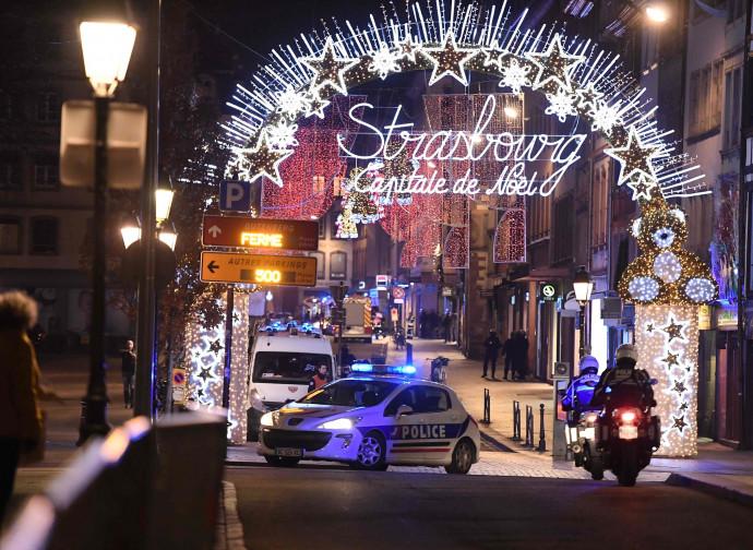 Strasburgo, il mercato colpito nell'attentato