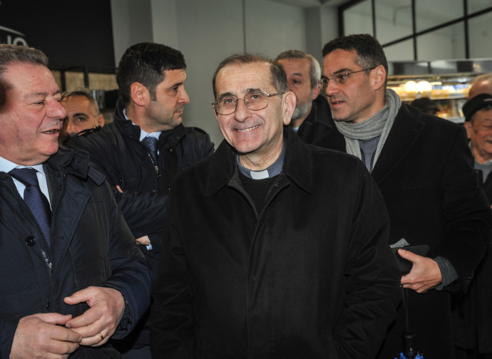 L'arcivescovo di Milano Delpini