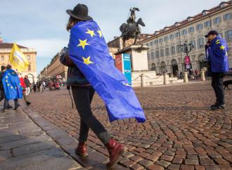 Il progetto europeista vira verso il globalismo
