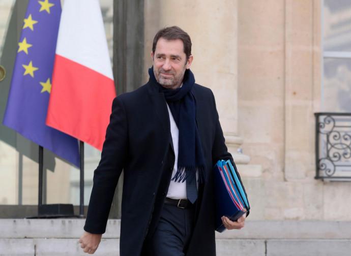 Christophe Castaner, ministro degli interni francese