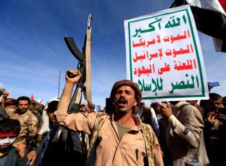 La guerra segreta di Londra nello Yemen