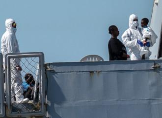 Su migranti e Ong Tripoli ha le idee chiare, Roma no