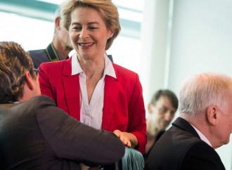 Istituzioni europee, un affare in mano ai tedeschi