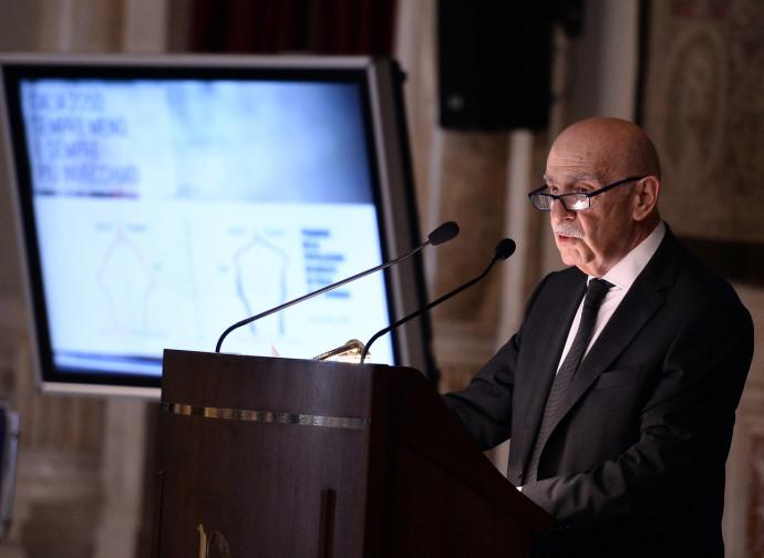 Giancarlo Blangiardo, presidente Istat