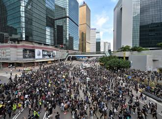 Hong Kong, continuano le proteste