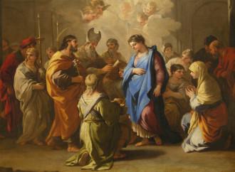 Giuseppe e Maria, figura dell'unione Cristo-Chiesa